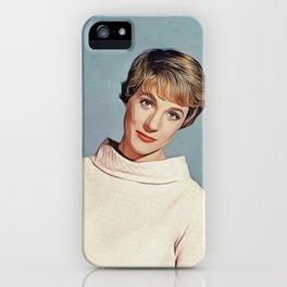 Julie Andrews, Movie Legend iPhone Case