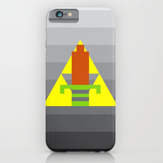 8-Bit Hero iPhone & iPod Case