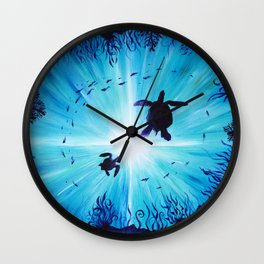 Turtle Tempo Wall Clock