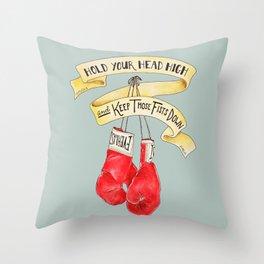 Atticus Throw Pillow
