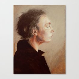 the hours Canvas Print