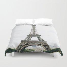 Eiffel Tower - Paris Duvet Cover