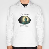 shiva Hoodies featuring Shiva by travellingthecosmos
