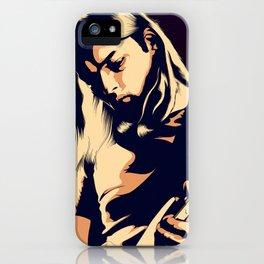 David Gilmour iPhone Case