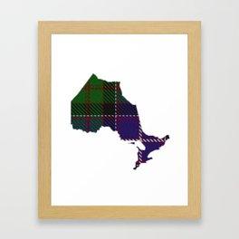 Ontario Framed Art Print