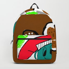 Early holidays By:Michael Montez Backpack