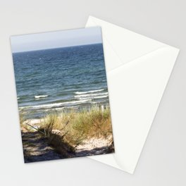 Sand Dune on the Isle of Ruegen Stationery Cards