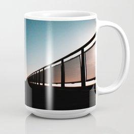 Bridge towards the light Coffee Mug