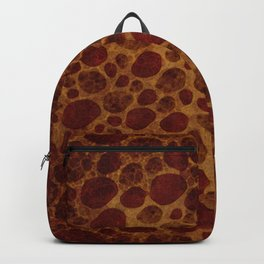 """Giraffe Cave Painting"" Backpack"