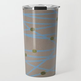 Screen Print design Travel Mug