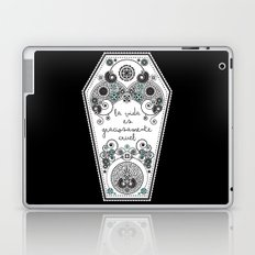 The Life Laptop & iPad Skin