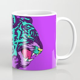 Mighty Tiger Coffee Mug