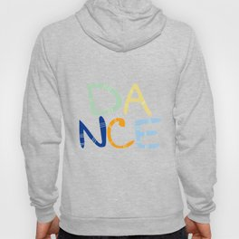 Dance Nursery Art Hoody