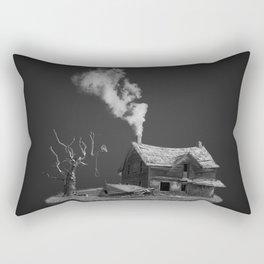 Broken Island Rectangular Pillow