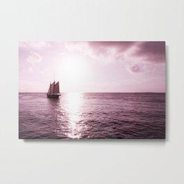FLORIDA KEYS DAYDREAMS #003. Metal Print