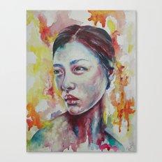 Liu's Sunrise Canvas Print