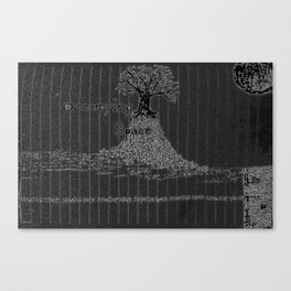 The Occupation Canvas Print