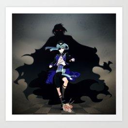 Black butler Ciel Phantomhive Art Print