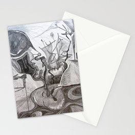 Pathways 13 Stationery Cards