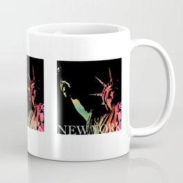 New York Liberty Coffee Mug
