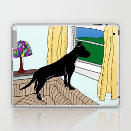 Pitbull Lookout Laptop & iPad Skin