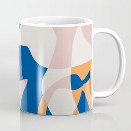Collage color strips Coffee Mug