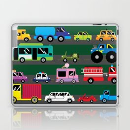 On The Road Again Laptop & iPad Skin