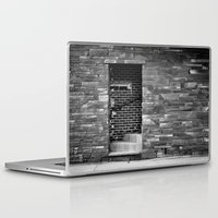 portal Laptop & iPad Skins featuring Portal by Elina Cate