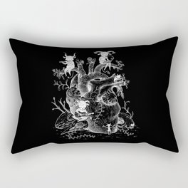 Calaveras & Diablitos Rectangular Pillow
