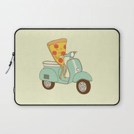 pizza delivery Laptop Sleeve
