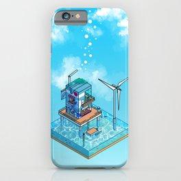 Summer Juusu iPhone Case