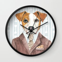Jacki Russell Wall Clock