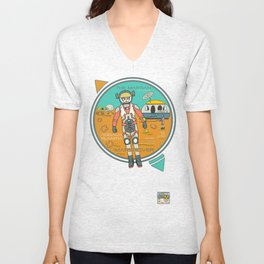 The Martian Unisex V-Neck