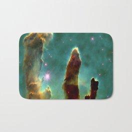 The Pillars of Creation in the Eagle Nebula (NASA/ESA Hubble Space Telescope) Bath Mat
