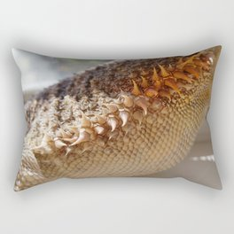 Bearded Dragon Rectangular Pillow