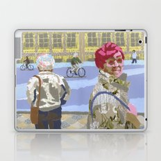 Passers (Passants) Laptop & iPad Skin