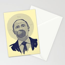 Mr Putin Stationery Cards