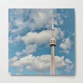 CN Tower... Metal Print