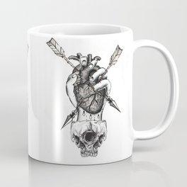 Heart In Hand  Coffee Mug