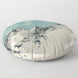Snow Peak Floor Pillow