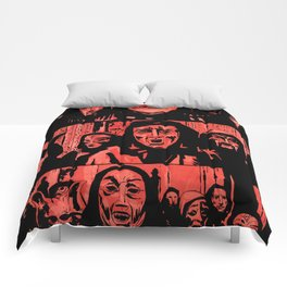 Eyes Wide Shut #2 Comforters