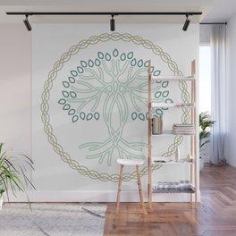 (Seaside) Tree of Life Wall Mural