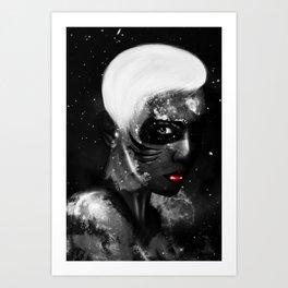Oblivious Art Print