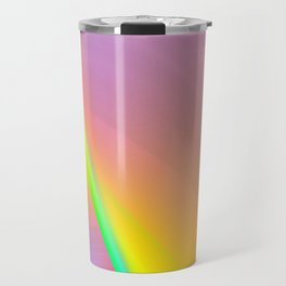 Rainbow series I Travel Mug