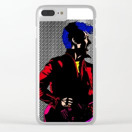 I Bet That You Look Good On The Dancefloor Clear iPhone Case