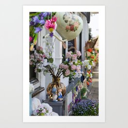 Spring In Pastels In Holland Art Print