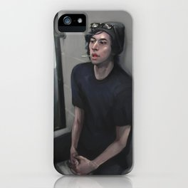 PH-ORCE: Ben and the lollipop iPhone Case