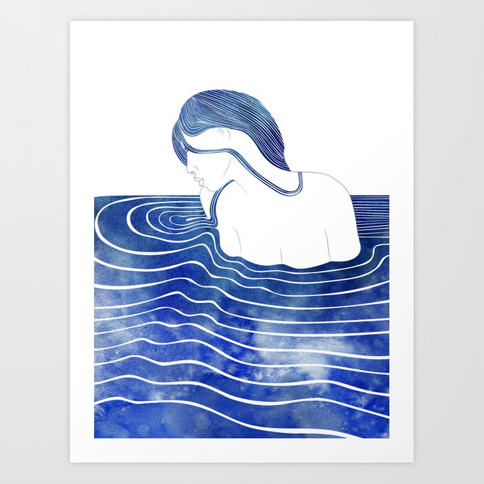 Amphinome Art Print