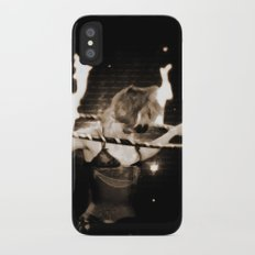 When Will They Burn? Slim Case iPhone X