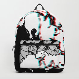 The worth of wild things Backpack